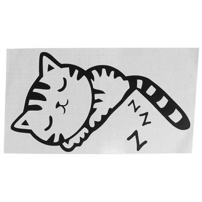 Cat Switch Childrens Wall Stickers Decoration
