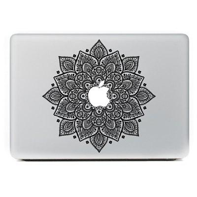Flower Style Personality Color Sticker pour MacBook 13.3 pouces