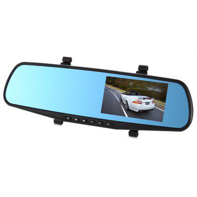 Gearbest RM-LC2010 1080P FHD 30W Pixel Car Rearview Camera Monitor DVR