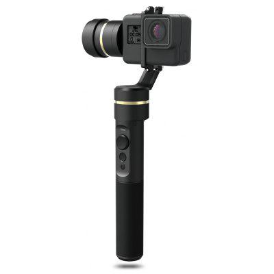 FY FEIYUTECH G5 3-axis Handheld Gimbal zhiyun crane 2 3 axis handheld gimbal video camera gyro stablizer brushless for canon for nikon for dslr camera load 3200g