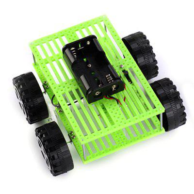 PXWG Vehicle Style Jigsaw Electric Powered 3D Puzzle