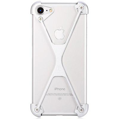 OATSBASF Metal Frame Phone Protector for iPhone 7