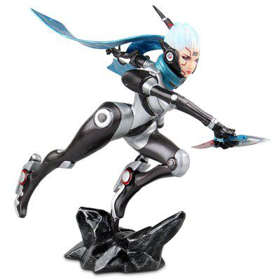 BEILEXING PVC Role-playing Game Figurine - 11.02 inchMovies &amp; TV Action Figures<br>BEILEXING PVC Role-playing Game Figurine - 11.02 inch<br><br>Brand: BEILEXING<br>Completeness: Finished Goods<br>Gender: Unisex<br>Materials: PVC<br>Package Contents: 1 x Figure<br>Package size: 25.00 x 10.00 x 30.00 cm / 9.84 x 3.94 x 11.81 inches<br>Package weight: 0.422 kg<br>Product size: 24.00 x 9.00 x 28.00 cm / 9.45 x 3.54 x 11.02 inches<br>Product weight: 0.350 kg<br>Stem From: Europe and America<br>Theme: Game