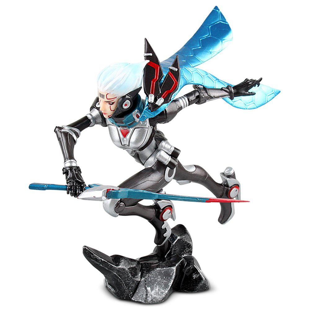 BEILEXING PVC Role-playing Game Figurine - 11.02 inch