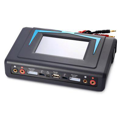 imaxRC X400Twins Intelligent Touch Screen Balance Charger