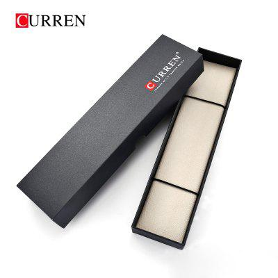 Original CURREN Long Watch Box