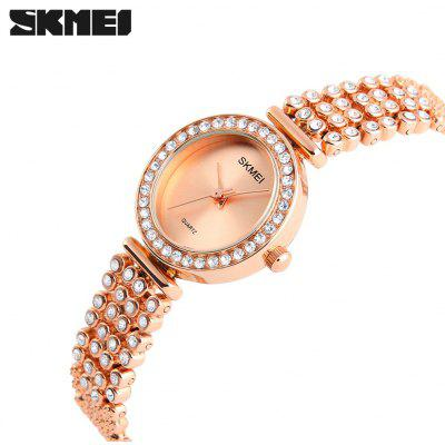 SKMEI 1224 Lady Quartz Watch