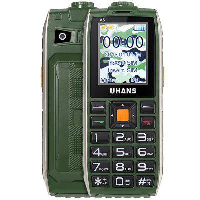 UHANS V5 Dual Band Unlocked Phone