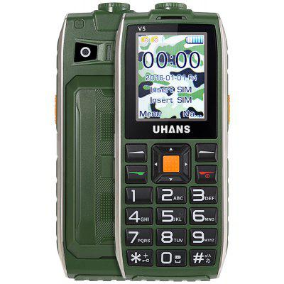 UHANS V5 Dual Band Unlocked Phone 1.77 inch