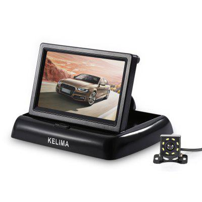 KELIMA 4.3 inch Car Display System