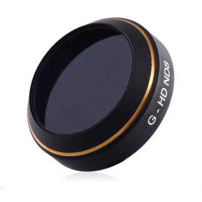 G - HD ND8 Camera Lens Neutral Density Filter
