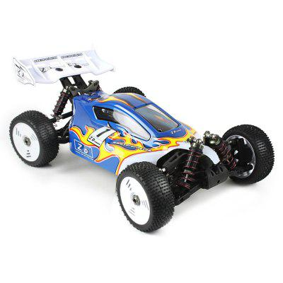 ZD Racing 08425 1:8 Off-road Running RC Truck - RTRRC Cars<br>ZD Racing 08425 1:8 Off-road Running RC Truck - RTR<br><br>Brand: ZD Racing<br>Car Power: Built-in rechargeable battery<br>Channel: 3-Channels<br>Detailed Control Distance: About 200m<br>Drive Type: 4 WD<br>Features: Radio Control<br>Motor Type: Brushless Motor<br>Package Contents: 1 x RC Truck, 1 x Transmitter, 1 x Charger, 1 x English Manual, 1 x Pack of Accessories<br>Package size (L x W x H): 63.00 x 33.00 x 22.00 cm / 24.8 x 12.99 x 8.66 inches<br>Package weight: 4.3500 kg<br>Product size (L x W x H): 48.60 x 30.60 x 20.50 cm / 19.13 x 12.05 x 8.07 inches<br>Product weight: 2.8000 kg<br>Proportion: 1:8<br>Racing Time: About 30mins<br>Remote Control: Radio Control<br>Transmitter Power: 4 x 1.5V AA (not included)<br>Type: Off-Road Car