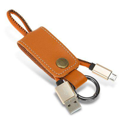 Key Chain Micro USB Cable