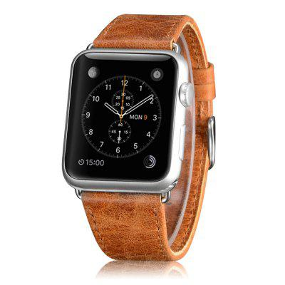 OATSBASF Leather Watchband