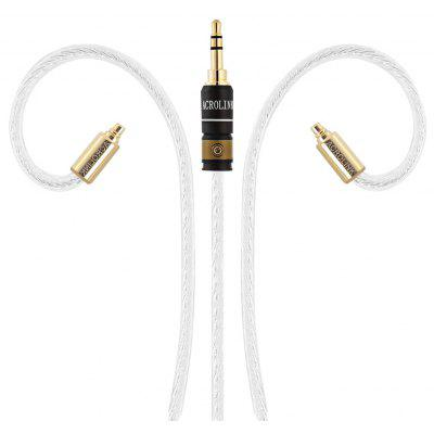 Acrolink FP - 9011 Ear Headphones Audio Cable for DIY