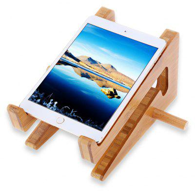 SeenDa Wood Tablet Laptop Radiator Support