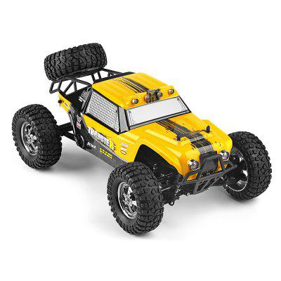 HBX 12889 Thruster 1:12 RC Off-road Truck - RTRRC Cars<br>HBX 12889 Thruster 1:12 RC Off-road Truck - RTR<br><br>Age: Above 14 years old<br>Brand: HBX<br>Detailed Control Distance: 80M<br>Drive Type: 4 WD<br>Features: Radio Control<br>Material: Plastic, Electronic Components, Metal<br>Motor Type: Brushed Motor<br>Package Contents: 1 x RC Truck, 1 x 7.4V 1500mAh Lithium-ion Battery, 1 x Transmitter, 1 x USB Charger, 1 x English Manual<br>Package size (L x W x H): 56.00 x 24.00 x 28.00 cm / 22.05 x 9.45 x 11.02 inches<br>Package weight: 2.5500 kg<br>Product size (L x W x H): 40.00 x 23.00 x 17.00 cm / 15.75 x 9.06 x 6.69 inches<br>Product weight: 2.2000 kg<br>Proportion: 1:12<br>Racing Time: 11~12mins<br>Remote Control: 2.4GHz Wireless Remote Control<br>Transmitter Power: 2 x 1.5V AA battery (not included)<br>Type: Off-Road Car