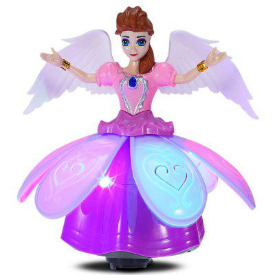 Dancing Girl Music Box