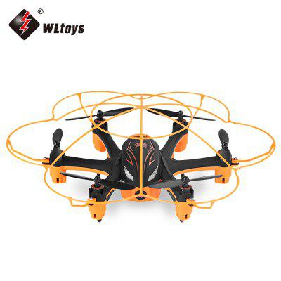 WLtoys Q383 - A Mini RC Hexacopter - RTF