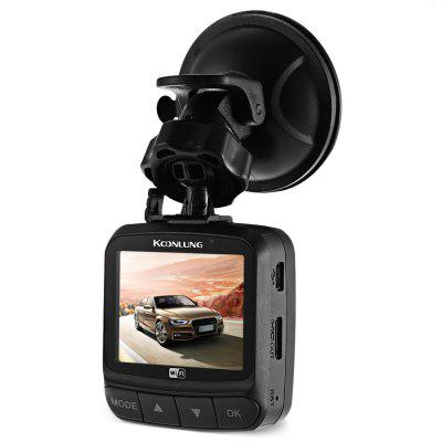 KOONLUNG A76GW 1080P Car DVR Camera