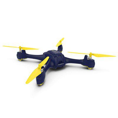 HUBSAN H507A RC QuadcopterRC Quadcopters<br>HUBSAN H507A RC Quadcopter<br><br>Battery: 450mAh lithium-ion ( built-in )<br>Brand: Hubsan<br>Built-in Gyro: 6 Axis Gyro<br>Channel: No Transmitter<br>Charging Time.: 90 - 110mins<br>Compatible with Additional Gimbal: No<br>Detailed Control Distance: 100m<br>Features: WiFi FPV<br>Flying Time: About 10mins<br>Functions: WiFi Connection, Waypoints, Up/down, Turn left/right, Point of Interest, One Key Taking Off, One Key Automatic Return, Low-voltage Protection, Automatically Following, Headless Mode, FPV, Forward/backward<br>Level: Intermediate Level<br>Model: H507A<br>Model Power: Built-in rechargeable battery<br>Package Contents: 1 x Quadcopter, 4 x Spare Propeller<br>Package size (L x W x H): 35.00 x 35.00 x 20.00 cm / 13.78 x 13.78 x 7.87 inches<br>Package weight: 0.7400 kg<br>Remote Control: WiFi Remote Control<br>Transmitter Power: No transmitter included<br>Type: Quadcopter<br>Video Resolution: 720P