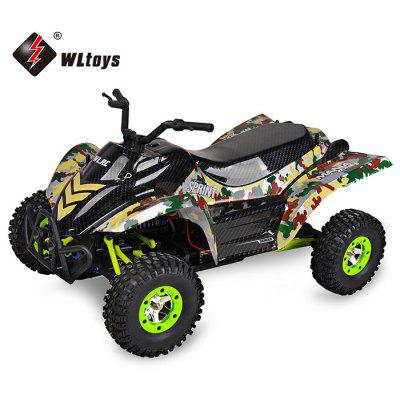 WLtoys 12428 - A 1:12 RC Water Scooter - RTR