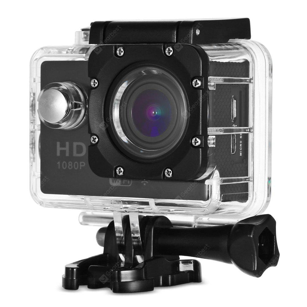 CS5000H Caméra d'Action WiFi Full HD 1080P