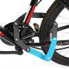 INBIKE Bike Folding Lock - BLUE