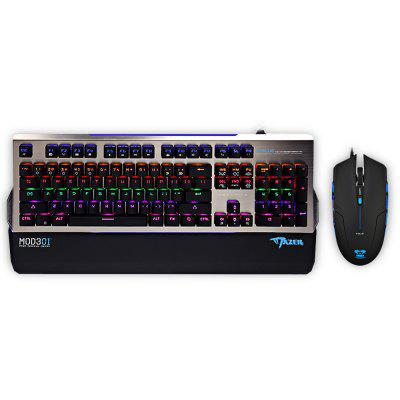 E - 3LUE K829 Optical Mechanical Keyboard Mouse Combo