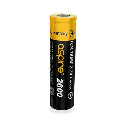 Original Aspire 2500mAh Rechargeable ICR 18650 Battery