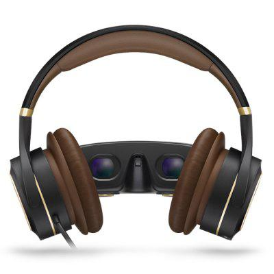 4K HD 3D All-in-one VR Headset Headphone