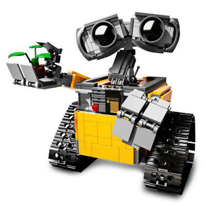 DIY Robot Building Block Kit - 687pcs
