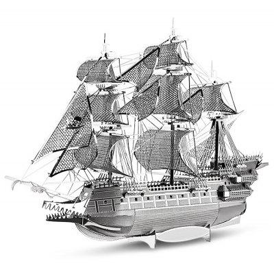 ZOYO Ship Module Puzzle Educational Birthday Gift - SILVER