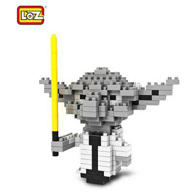 LOZ 190 Pcs M - 9336 Building Block Educational Toy for Spatial Thinking