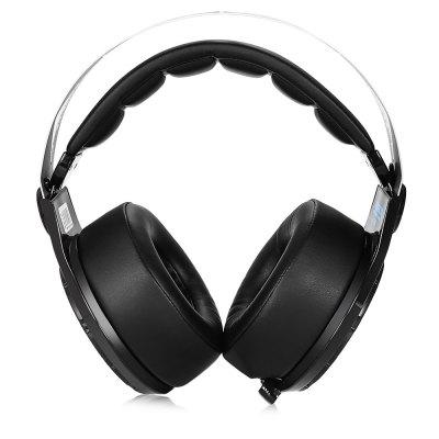 XIBERIA T18 Over-ear Gaming HeadsetEarbud Headphones<br>XIBERIA T18 Over-ear Gaming Headset<br><br>Application: Computer<br>Brand: xiboliya<br>Cable Length (m): 2.2m<br>Compatible with: Computer<br>Connectivity: Wired<br>Driver unit: 40mm<br>Frequency response: 20-20000Hz<br>Function: Voice control, Noise Cancelling, Microphone<br>Impedance: 32ohms±15 percent<br>Language: No<br>Material: ABS<br>Model: T18<br>Package Contents: 1 x XIBERIA T18 Gaming Headset, 1 x Soft Pouch Bag, 1 x Bilingual Manual in Chinese and English<br>Package size (L x W x H): 30.00 x 13.10 x 27.00 cm / 11.81 x 5.16 x 10.63 inches<br>Package weight: 1.5800 kg<br>Plug Type: USB<br>Sensitivity: 103±3dB<br>Wearing type: Headband