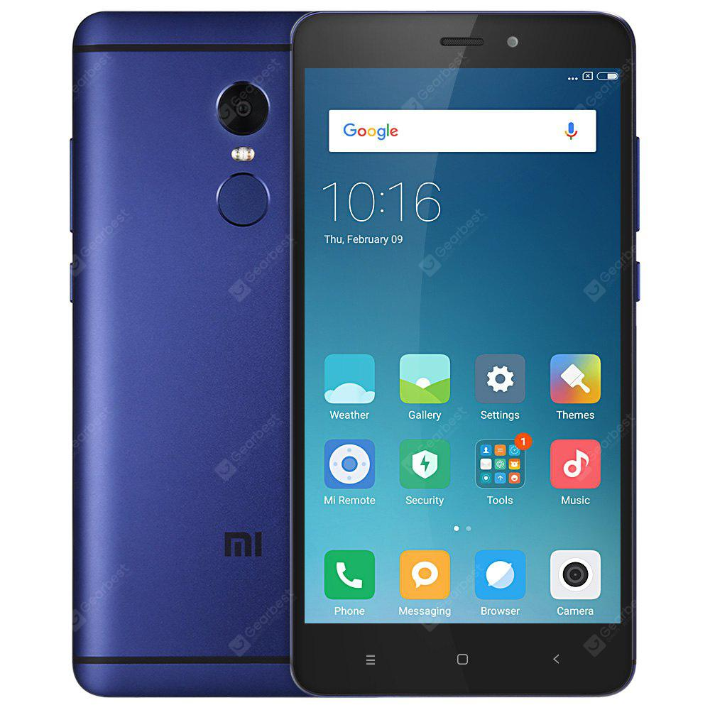 Xiaomi Redmi Note 4 4g Phablet 251 12 Free Shipping