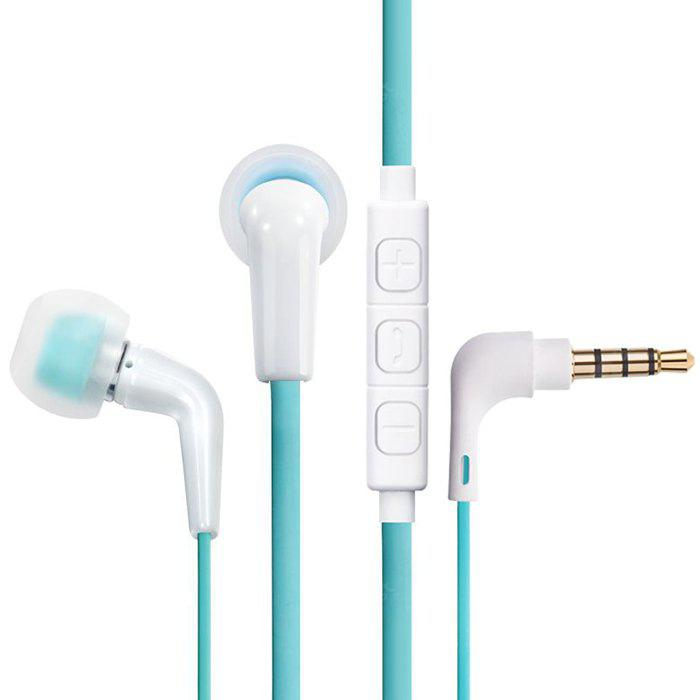 BONNAIRE MX - 225 Nano-ceramic In-ear Headphones Earbuds