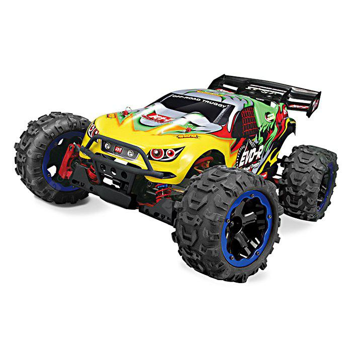 REMO HOBBY 8066 1: 8 Off-Road Brushless RC Truck - RTR