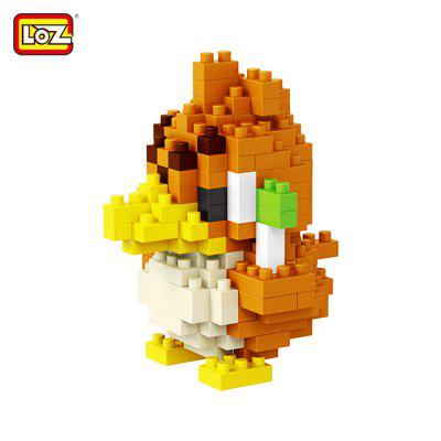 LOZ Figure Style Cartoon ABS Building Brick - 156pcs