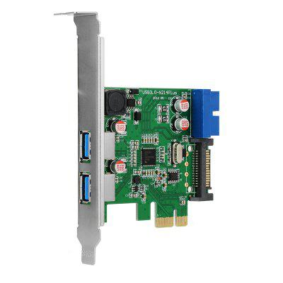 USB 3.0 для шины PCI Express Card Extension