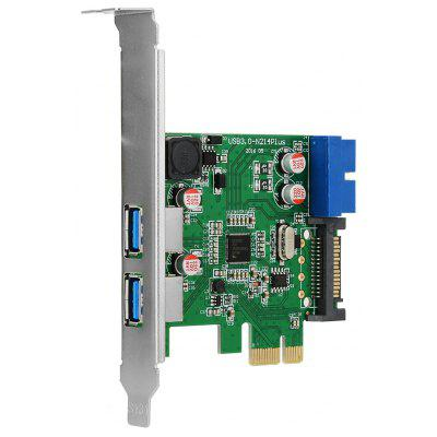 USB 3.0 to PCI-E Extension Card