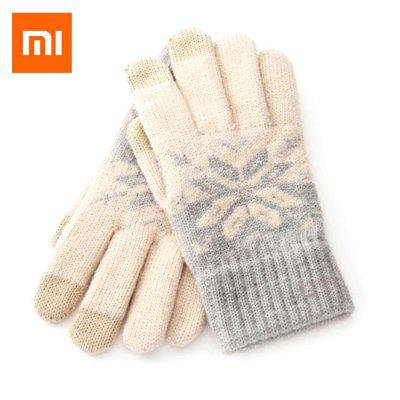 Original Xiaomi Wool Touch Gloves - Female Style