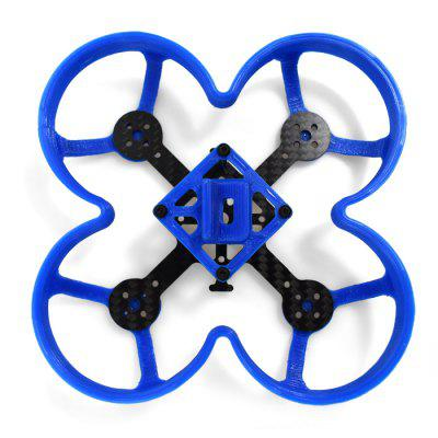 85mm Carbon Fiber Frame Kit