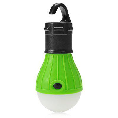 Portable Camping Tent Lamp Light with Hanging Hook