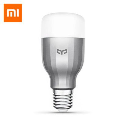 Фото Xiaomi Yeelight AC220V RGBW E27 Smart LED Bulb. Купить в РФ