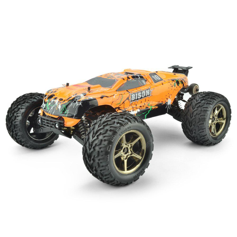 VKAR RACING BISON V2 1:10 RC Truck Frame Kit - ATR