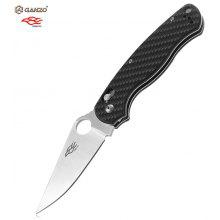 Ganzo Firebird F729 - CF Axis Lock Folding Tactical Pocket Knife