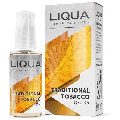 LIQUA Liqua C Series Traditional Tobacco Style Flavor E-Juice for E Cig