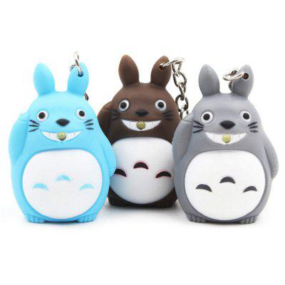 1pc ABS Keyring Pendant Decoration Key Chain