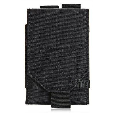 Military Style Multi - Function Cell Phone Case Mobile Phone Bag for Outdoors